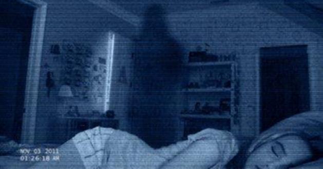 Reação das Pessoas Assistindo 'Atividade Paranormal4′