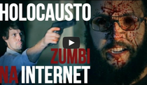 Holocausto Zumbi na Internet - Poster / Capa / Cartaz - Oficial 1