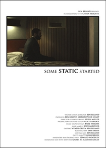 Some Static Started - Poster / Capa / Cartaz - Oficial 1