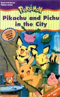 Pikachu e Pichu - Poster / Capa / Cartaz - Oficial 1