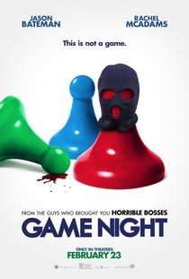 A Noite do Jogo - Poster / Capa / Cartaz - Oficial 3
