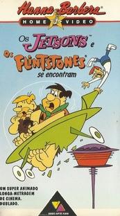 Os Jetsons e os Flintstones se Encontram - Poster / Capa / Cartaz - Oficial 3