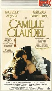 Camille Claudel - Poster / Capa / Cartaz - Oficial 4