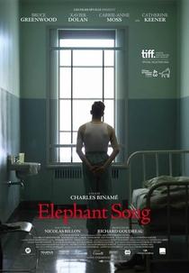 Elephant Song - Poster / Capa / Cartaz - Oficial 1