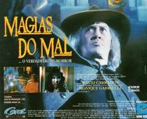 Magias do Mal... O Verdadeiro Humorror - Poster / Capa / Cartaz - Oficial 3