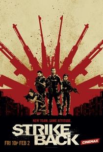 Strike Back (6ª Temporada) - Poster / Capa / Cartaz - Oficial 1