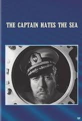 The Captain Hates the Sea - Poster / Capa / Cartaz - Oficial 1