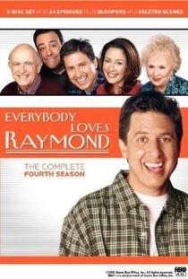 Everybody Loves Raymond (4°Temporada) - Poster / Capa / Cartaz - Oficial 1