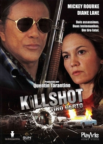 Killshot - Tiro Certo - Poster / Capa / Cartaz - Oficial 7