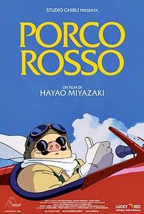 Porco Rosso: O Último Herói Romântico - Poster / Capa / Cartaz - Oficial 1