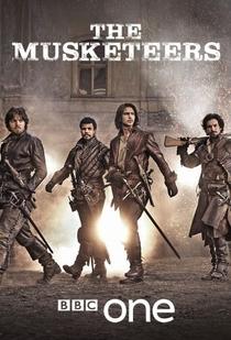 The Musketeers (1ª Temporada) - Poster / Capa / Cartaz - Oficial 1