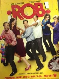 Rob (1ª Temporada) - Poster / Capa / Cartaz - Oficial 2