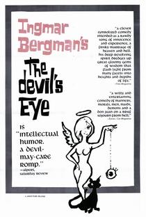 O Olho do Diabo - Poster / Capa / Cartaz - Oficial 2