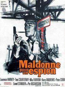 Espião de Dois Mundos - Poster / Capa / Cartaz - Oficial 4