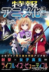 Rifle is Beautiful - Poster / Capa / Cartaz - Oficial 1