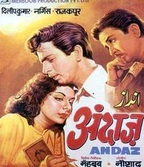 Andaz - Poster / Capa / Cartaz - Oficial 1