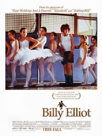 Billy Elliot - Poster / Capa / Cartaz - Oficial 3