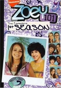 Zoey 101 (1ª Temporada) - Poster / Capa / Cartaz - Oficial 3