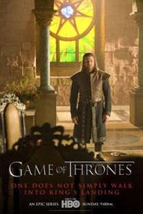 Game of Thrones (1ª Temporada) - Poster / Capa / Cartaz - Oficial 8