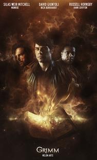 Grimm (5ª Temporada) - Poster / Capa / Cartaz - Oficial 3