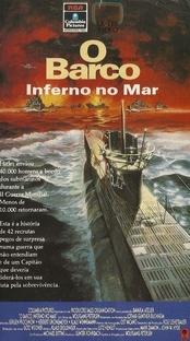 O Barco, Inferno no Mar - Poster / Capa / Cartaz - Oficial 2