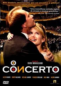 O Concerto - Poster / Capa / Cartaz - Oficial 2