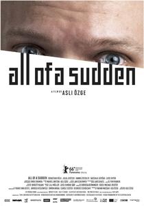 All of a Sudden - Poster / Capa / Cartaz - Oficial 1