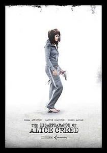 O Desaparecimento de Alice Creed - Poster / Capa / Cartaz - Oficial 6