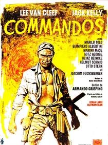 Comando Sullivan  - Poster / Capa / Cartaz - Oficial 1