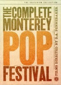 Monterey Pop - Poster / Capa / Cartaz - Oficial 1