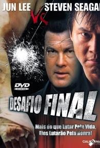 Desafio Final - Poster / Capa / Cartaz - Oficial 2