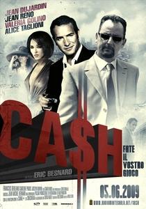 Cash - O Grande Golpe - Poster / Capa / Cartaz - Oficial 1
