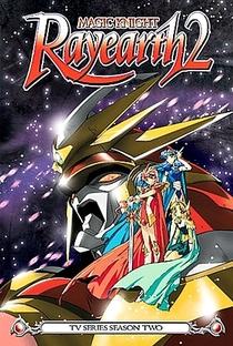 Guerreiras Mágicas de Rayearth (2ª Temporada) - Poster / Capa / Cartaz - Oficial 12