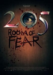205 - Room of Fear - Poster / Capa / Cartaz - Oficial 1