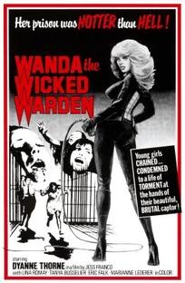 Ilsa - The Wicked Warden - Poster / Capa / Cartaz - Oficial 2