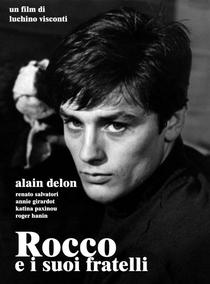 Rocco e Seus Irmãos - Poster / Capa / Cartaz - Oficial 1