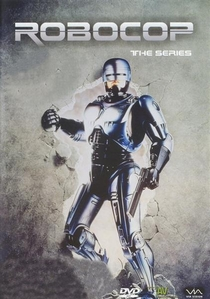 RoboCop (1ª Temporada) - Poster / Capa / Cartaz - Oficial 1