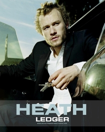 Biography Channel: Heath Ledger - Poster / Capa / Cartaz - Oficial 7