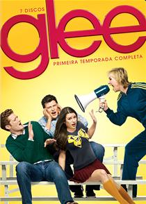 Glee (1ª Temporada) - Poster / Capa / Cartaz - Oficial 1