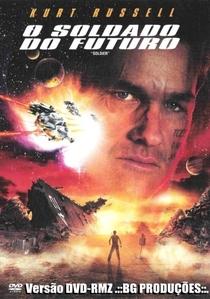 O Soldado do Futuro - Poster / Capa / Cartaz - Oficial 2