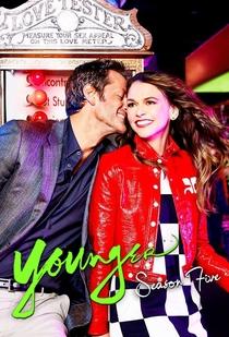 Younger (5ª Temporada) - Poster / Capa / Cartaz - Oficial 3