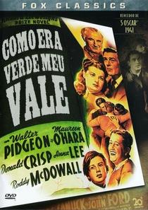 Como Era Verde Meu Vale - Poster / Capa / Cartaz - Oficial 6