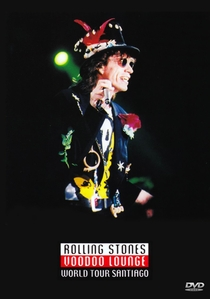 Rolling Stones - Voodoo Chile '95 - Poster / Capa / Cartaz - Oficial 1