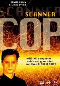 Scanner Cop - O Destruidor de Mentes - Poster / Capa / Cartaz - Oficial 1