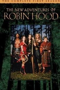 Robin Hood (1ª Temporada) - Poster / Capa / Cartaz - Oficial 1
