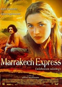 O Expresso de Marrakesh - Poster / Capa / Cartaz - Oficial 3