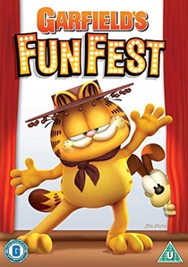 A Festa do Garfield - Poster / Capa / Cartaz - Oficial 1