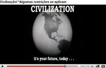 Civilização! - Poster / Capa / Cartaz - Oficial 1