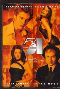 Studio 54 - Poster / Capa / Cartaz - Oficial 1