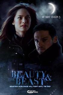 A Bela e a Fera (3ª Temporada) - Poster / Capa / Cartaz - Oficial 2